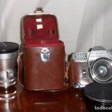 Cámara de fotos: CAMARA FOTOGRAFICA VINTAGE KODAK. Lote 118030010