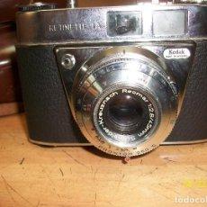 Cámara de fotos: CAMARA KODAK RETINETTI 1A-CON FUNDA-NUEVA. Lote 121854251