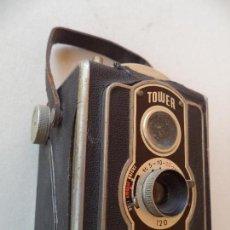 Cámara de fotos: CAMARA FOTOGRAFICA TOWER. Lote 121862815
