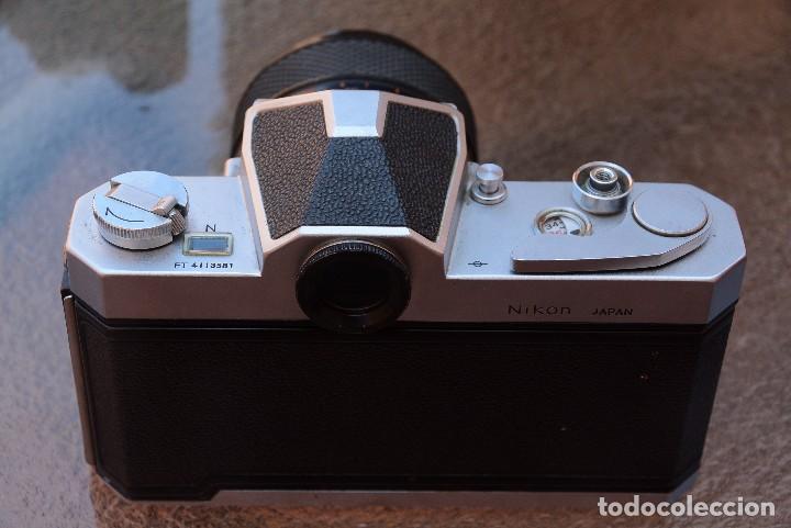 Cámara de fotos: Nikkormat FTN, CUERPO.estado de colección.Impecable. - Foto 2 - 121896295