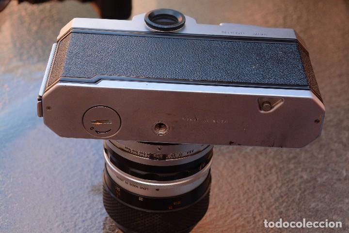 Cámara de fotos: Nikkormat FTN, CUERPO.estado de colección.Impecable. - Foto 4 - 121896295