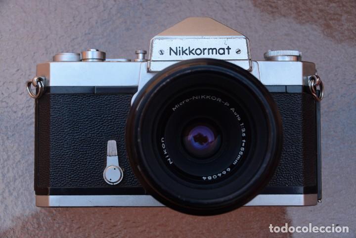 Cámara de fotos: Nikkormat FTN, CUERPO.estado de colección.Impecable. - Foto 7 - 121896295