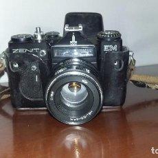 Cámara de fotos: CAMARA FOTOGRAFICA ZENIT EDICIÓN OLIMPIADAS DE MOSCU. Lote 122177659