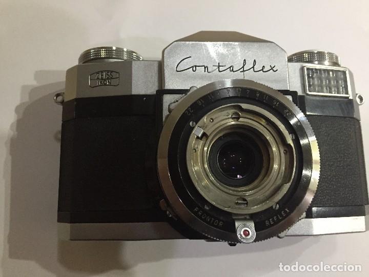 Cámara de fotos: CONTAFLEX ZEISS IKON - Foto 18 - 122334635