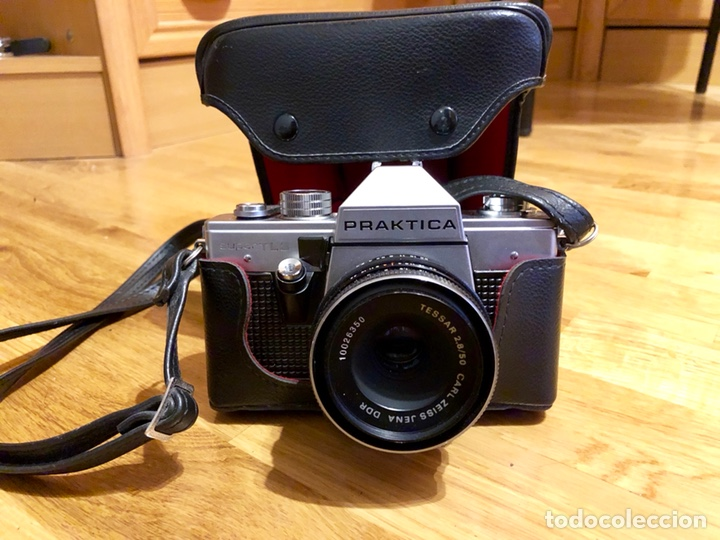 CÁMARA REFLEX PRAKTICA SUPER TL3 (Kameras - Spiegelreflexkameras (ohne Autofokus))