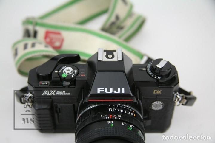 Cámara de fotos: Cámara Fotográfica - Fuji AX Milti Program - Con Funda Original - Made In Japan - Foto 3 - 125807595