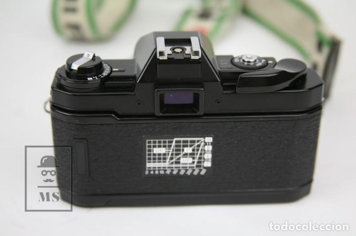Cámara de fotos: Cámara Fotográfica - Fuji AX Milti Program - Con Funda Original - Made In Japan - Foto 4 - 125807595