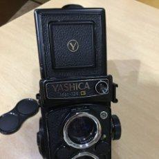 Cámara de fotos: YASHICA MAT 124 G. Lote 126605872