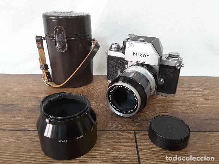 NIKON F PHOTOMIC DE 1969 (Cámaras Fotográficas - Réflex (no autofoco))