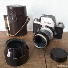 Cámara de fotos: NIKON F PHOTOMIC DE 1969. Lote 129272351