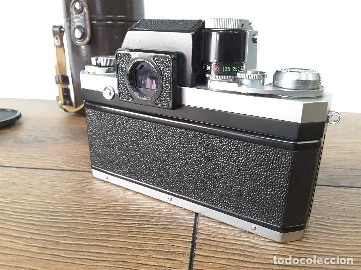 Cámara de fotos: Nikon F Photomic de 1969 - Foto 4 - 129272351