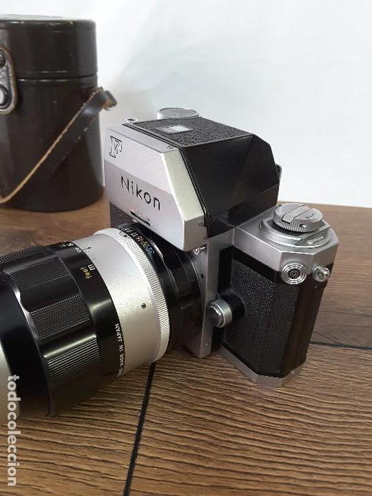 Cámara de fotos: Nikon F Photomic de 1969 - Foto 5 - 129272351