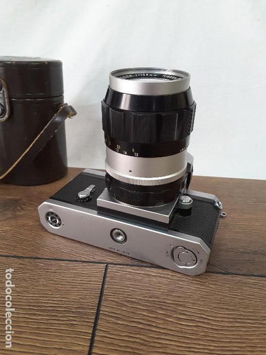 Cámara de fotos: Nikon F Photomic de 1969 - Foto 6 - 129272351