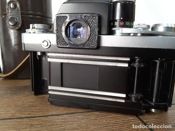 Cámara de fotos: Nikon F Photomic de 1969 - Foto 7 - 129272351