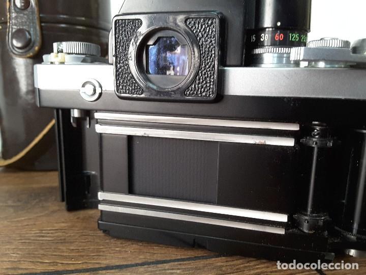 Cámara de fotos: Nikon F Photomic de 1969 - Foto 8 - 129272351