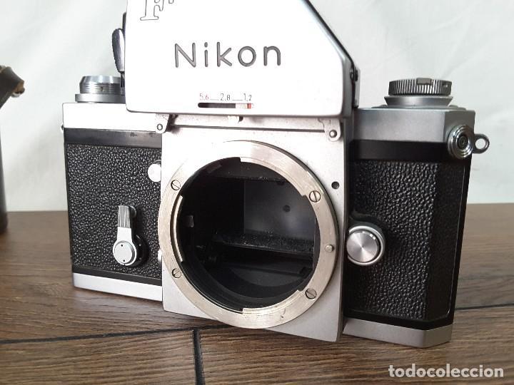 Cámara de fotos: Nikon F Photomic de 1969 - Foto 10 - 129272351