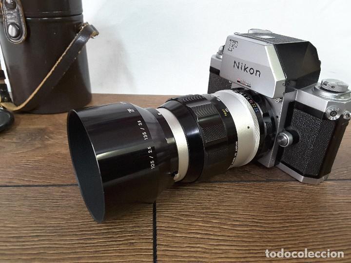 Cámara de fotos: Nikon F Photomic de 1969 - Foto 12 - 129272351