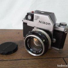 Cámara de fotos: NIKON F PHOTOMIC DE 1966.. Lote 129272407