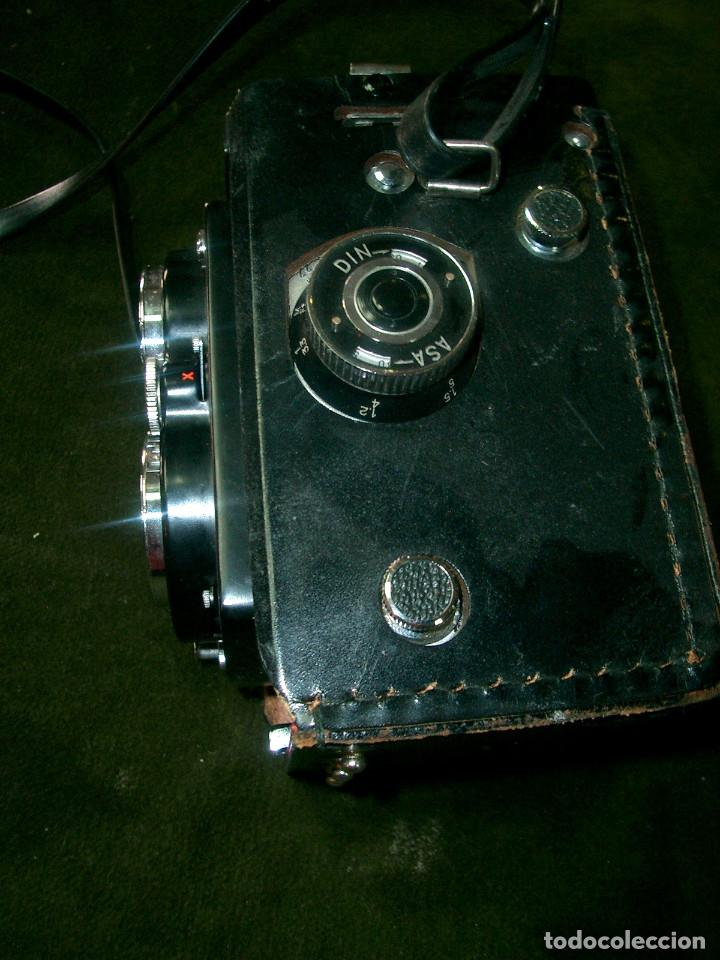 Cámara de fotos: Camara yashica-mat en su funda, japon.ca9 - Foto 5 - 129427587