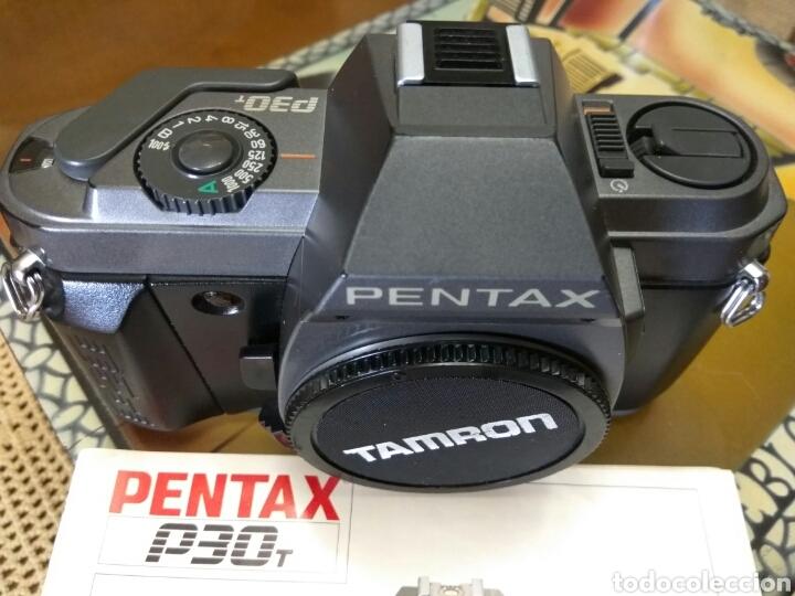 Cámara de fotos: CÁMARA FOTOS PENTAX P 30 +LIBRO INSTRUCCIONES - Foto 2 - 131038231