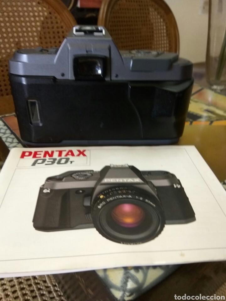 Cámara de fotos: CÁMARA FOTOS PENTAX P 30 +LIBRO INSTRUCCIONES - Foto 4 - 131038231