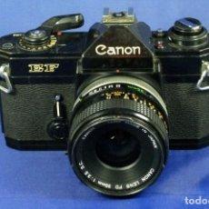 Cámara de fotos: CANON EF. Lote 131586614