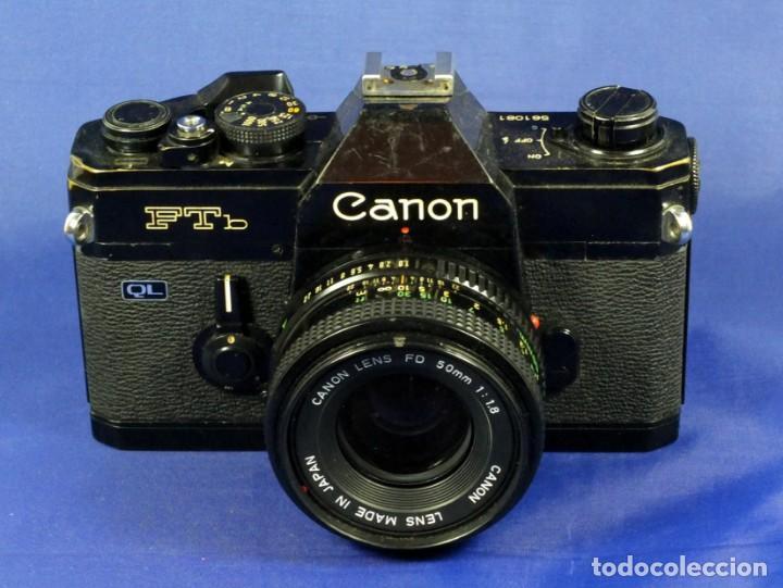 CANON FTB N QL (Cámaras Fotográficas - Réflex (no autofoco))