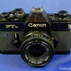 Cámara de fotos: CANON FTB N QL. Lote 131586878