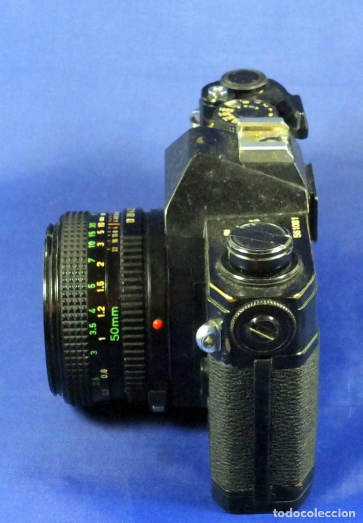 Cámara de fotos: CANON FTb n QL - Foto 2 - 131586878