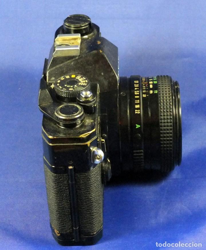 Cámara de fotos: CANON FTb n QL - Foto 4 - 131586878