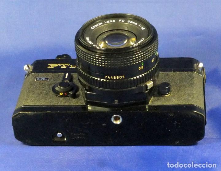 Cámara de fotos: CANON FTb n QL - Foto 6 - 131586878