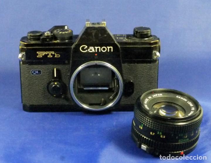 Cámara de fotos: CANON FTb n QL - Foto 8 - 131586878