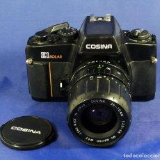 Cámara de fotos: COSINA E1 SOLAR. Lote 131590998