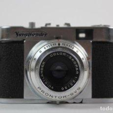 Cámara de fotos: CAMARA DE FOTOS VOIGTLANDER VITO B.BRUNSWICK (ALEMANIA).1954-1960.. Lote 132473390