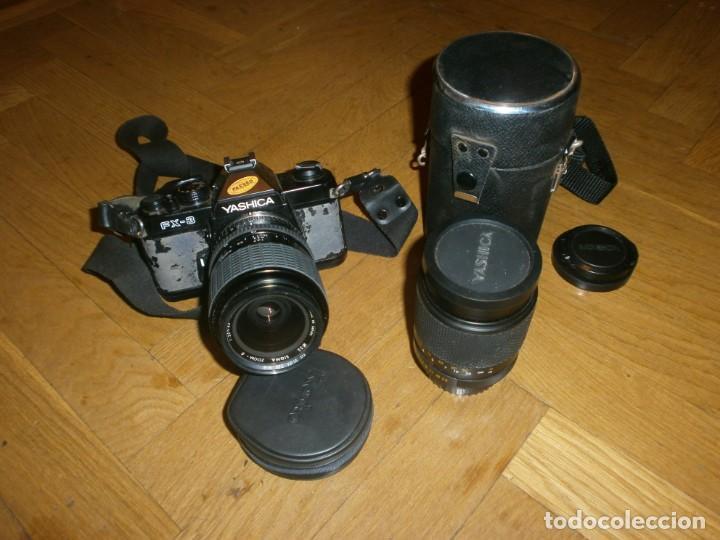 Cámara de fotos: CÁMARA FOTOS YASHICA FX 3 CON 4 OBJETIVOS SIGMA ZOOM 70 MM-DSB 135 MM-DSB 28 MM -ML 50 MM-FILTROS - Foto 13 - 132692578