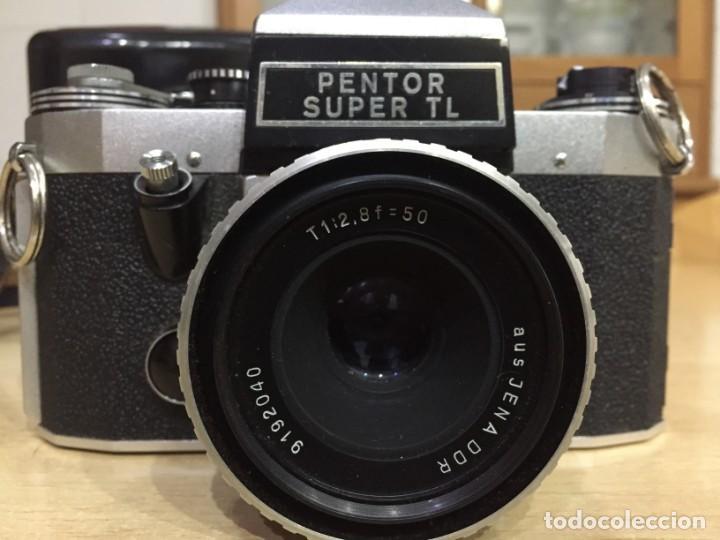PENTOR SUPER TL (Cámaras Fotográficas - Réflex (no autofoco))
