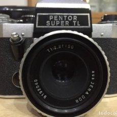 Cámara de fotos: PENTOR SUPER TL. Lote 132981562