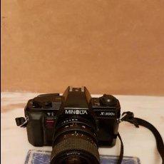 Cámara de fotos: CAMARA FOTOGRAFICA MINOLTA X-300S,EN BUEN ESTADO,FUNCIONA,VER DETALLES Y FOTOS.. Lote 133358874