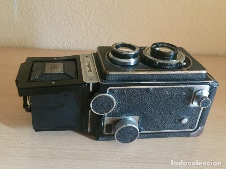 Cámara de fotos: Ikoflex II 851/16 Con Lente Zeiss Tessar 75mm f3.5 - Foto 3 - 133480826