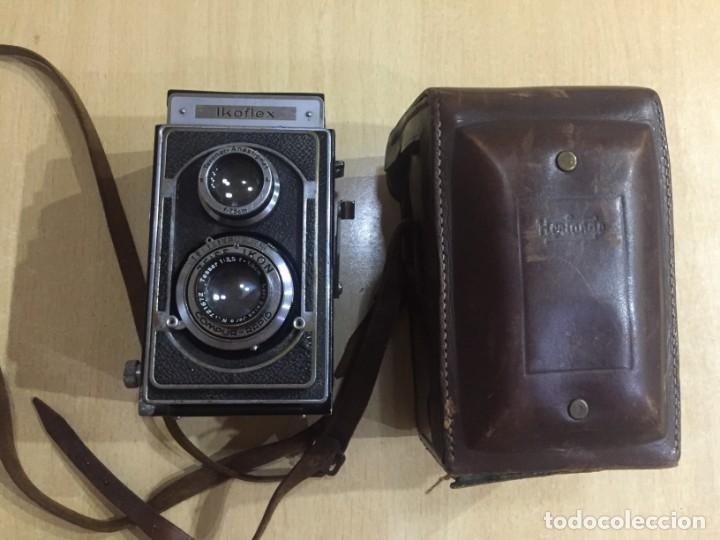 Cámara de fotos: Ikoflex II 851/16 Con Lente Zeiss Tessar 75mm f3.5 - Foto 13 - 133480826