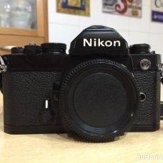 Cámara de fotos: NIKON FM. Lote 156017608