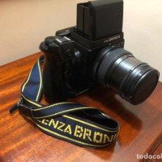Cámara de fotos - ZENZA BRONICA GS-1 CON MUCHOS EXTRAS COLECCIONISTAS GANGA - 134876398