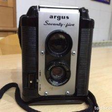 Cámara de fotos: ARGUS SEVENTY FIVE. Lote 135443098