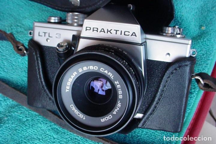 CAMARA PRAKTICA LTL 3 (Cámaras Fotográficas - Réflex (no autofoco))