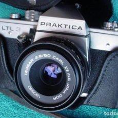 Cámara de fotos: CAMARA PRAKTICA LTL 3. Lote 136246526