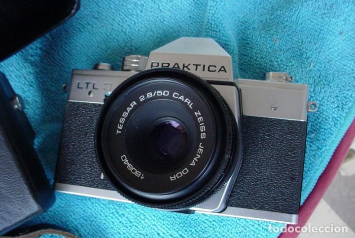 Cámara de fotos: Camara Praktica LTL 3 - Foto 8 - 136246526