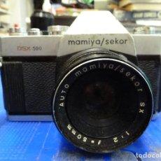 Cámara de fotos: CAMARA DE FOTOS MAMIYA SEKOR DSX 500. Lote 136799662