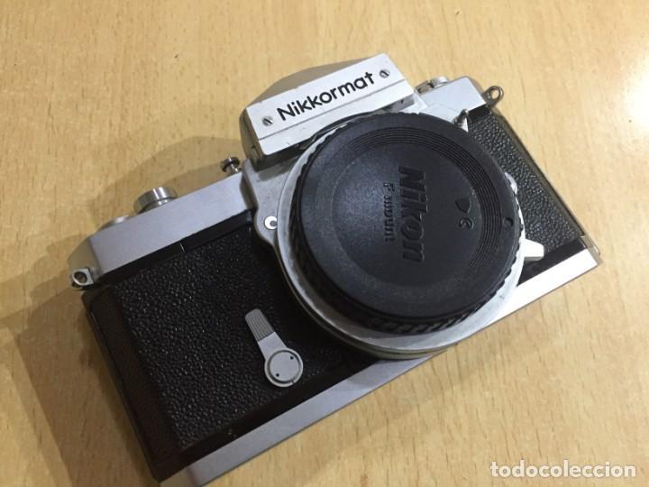 NIKKORMAT FT N (Cámaras Fotográficas - Réflex (no autofoco))