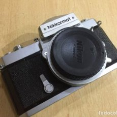 Cámara de fotos: NIKKORMAT FT N. Lote 137110602