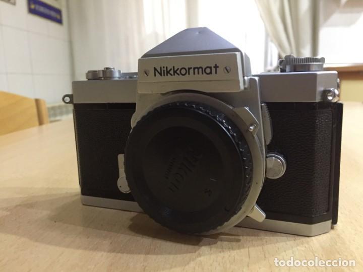 Cámara de fotos: NIKKORMAT FT N - Foto 3 - 137110602